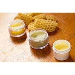 perfumy w kremie i maści z naszym woskiem pszczelim